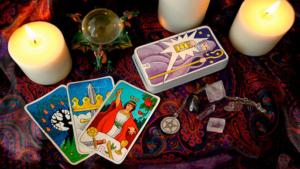 פתיחה בשלושה קלפים בטארוט