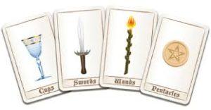 4 הסדרות של הארקנה הקטנה