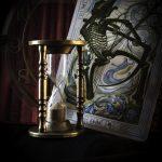 הזמן בקריאה בקלפי טארוט