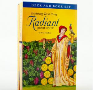 קלפים + מדריך של ריידר בצבעים חזקים